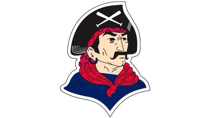 Pittsburgh Pirates Logo 1934-1947