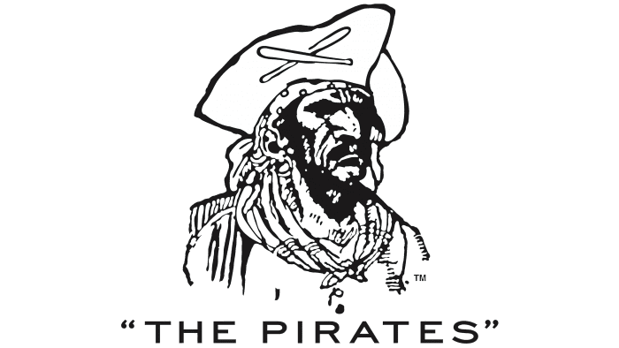 Pittsburgh Pirates Logo 1948-1957