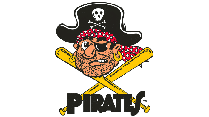 Pittsburgh Pirates Logo 1958-1966