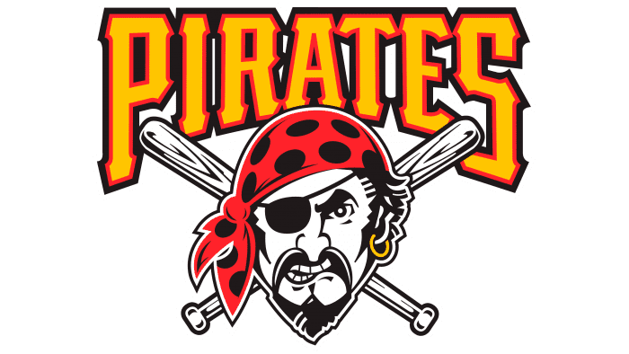 Pittsburgh Pirates Logo 1997-2013