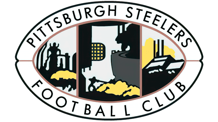 Pittsburgh Steelers Logo 1940-1942