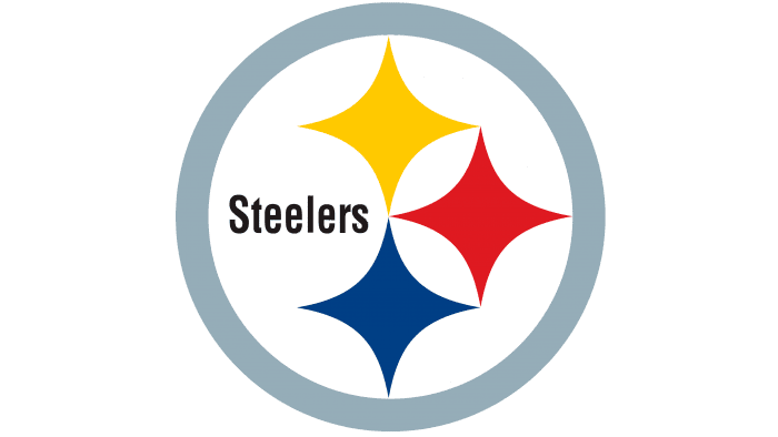 Pittsburgh Steelers Logo 1969-2001
