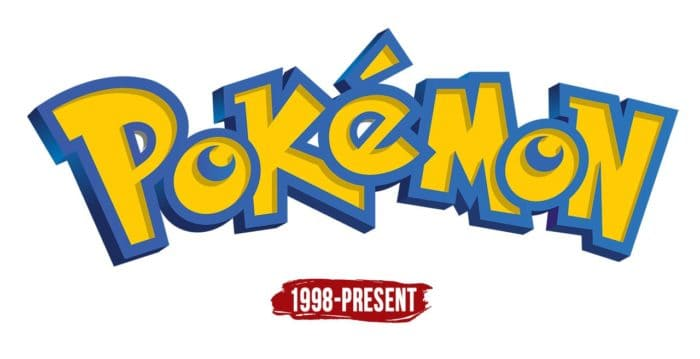 Pokemon Logo History