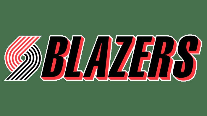 Portland Trail Blazers Logo 1990-2002