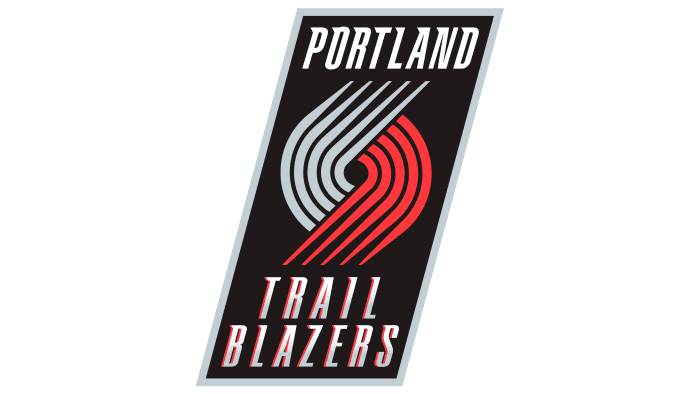 Portland Trail Blazers Logo 2004-2017