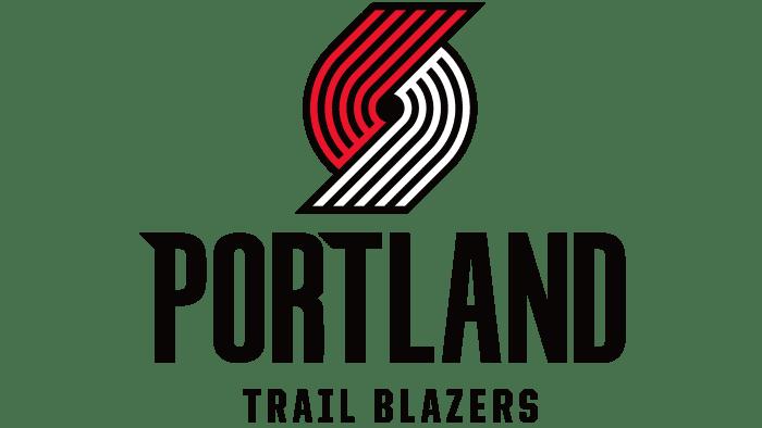 Portland Trail Blazers Logo 2017-present