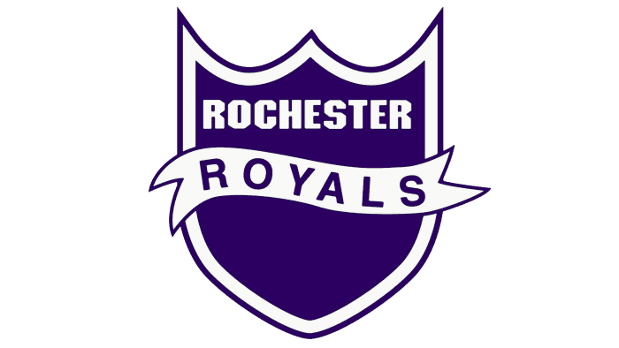 Rochester Royals Logo 1946-1957