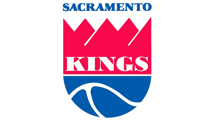 Sacramento Kings Logo 1986-1994