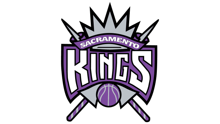 Sacramento Kings Logo 1995-2016