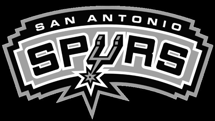 San Antonio Spurs Logo 2002-2017