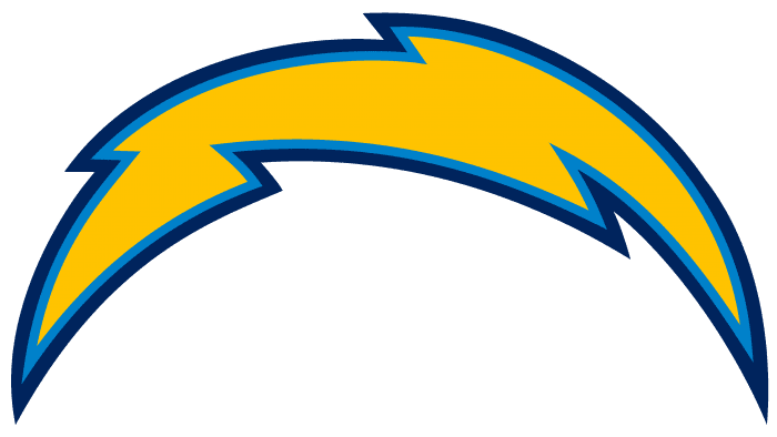 San Diego Chargers Logo 2007-2016