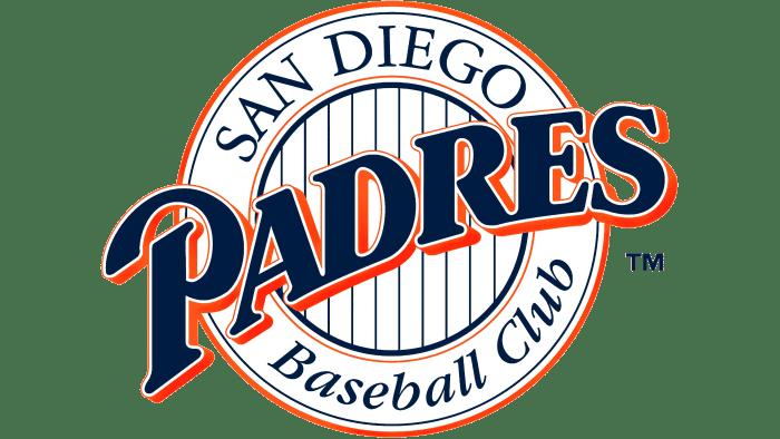 San Diego Padres Logo 1992-2003