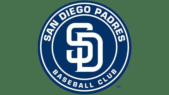 San Diego Padres Logo 2012-2014