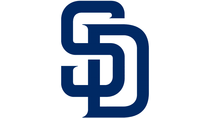 San Diego Padres Logo 2015-2019