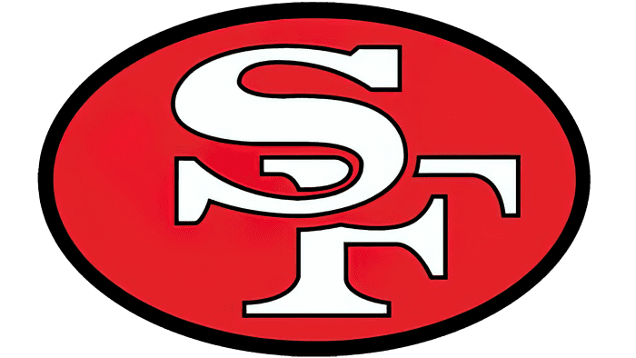 San Francisco 49ers Logo 1968-1995