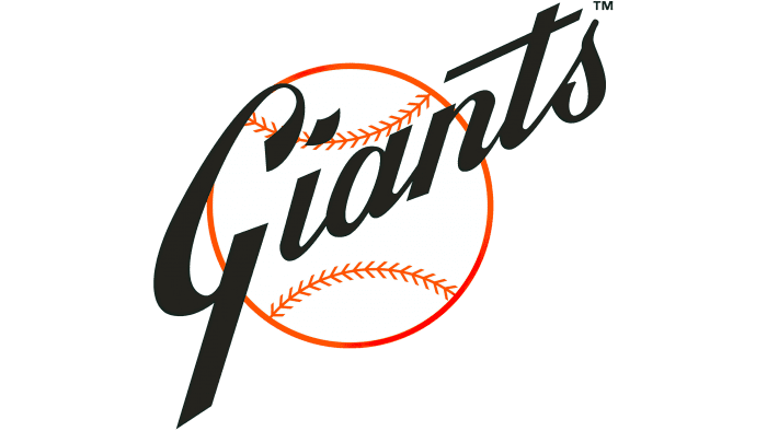 San Francisco Giants Logo 1958-1967