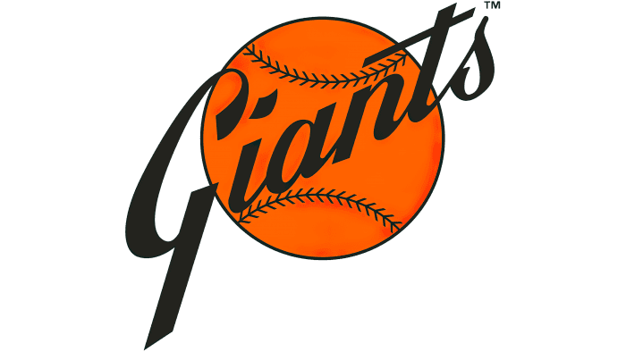 San Francisco Giants Logo 1973-1982
