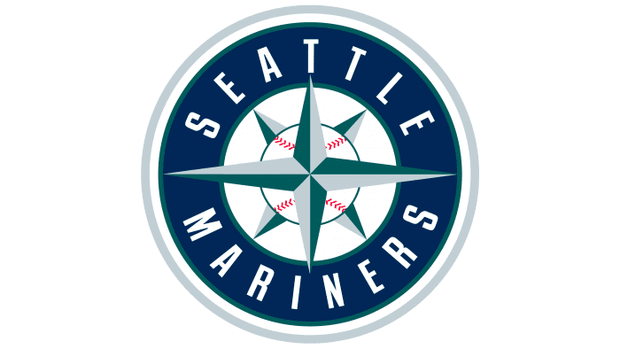 Seattle Mariners Logo 1993-Present