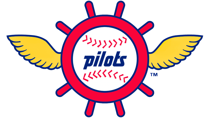 Seattle Pilots Logo 1969