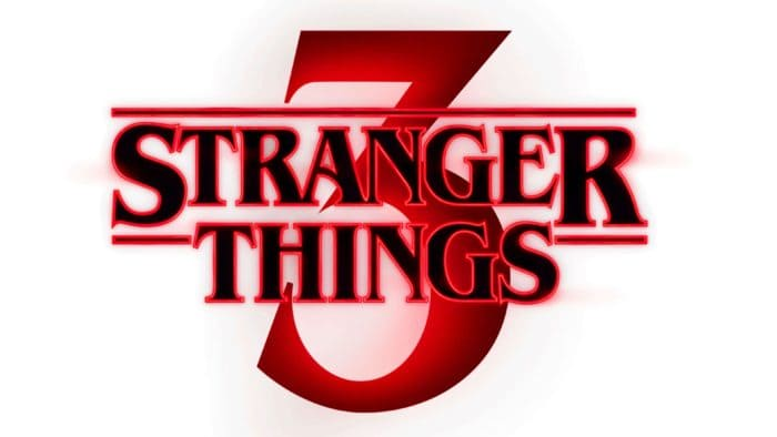 Stranger Things season 3 Logo 2019