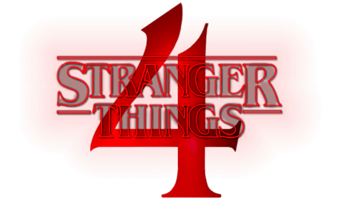 Stranger Things season 4 Logo 2021