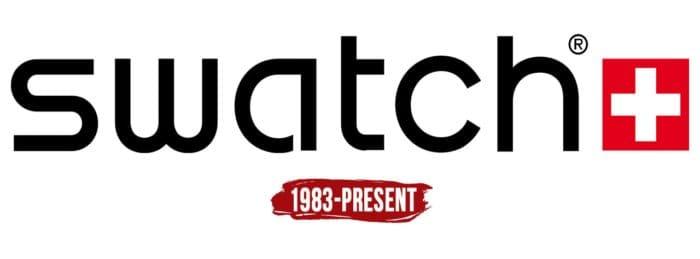 Swatch Logo History