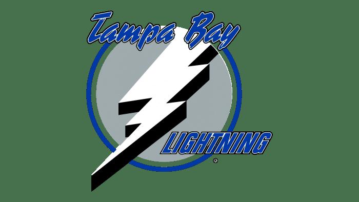 Tampa Bay Lightning Logo 1992-2001