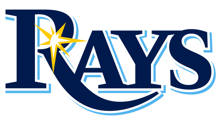Tampa Bay Rays Logo 2019-Present