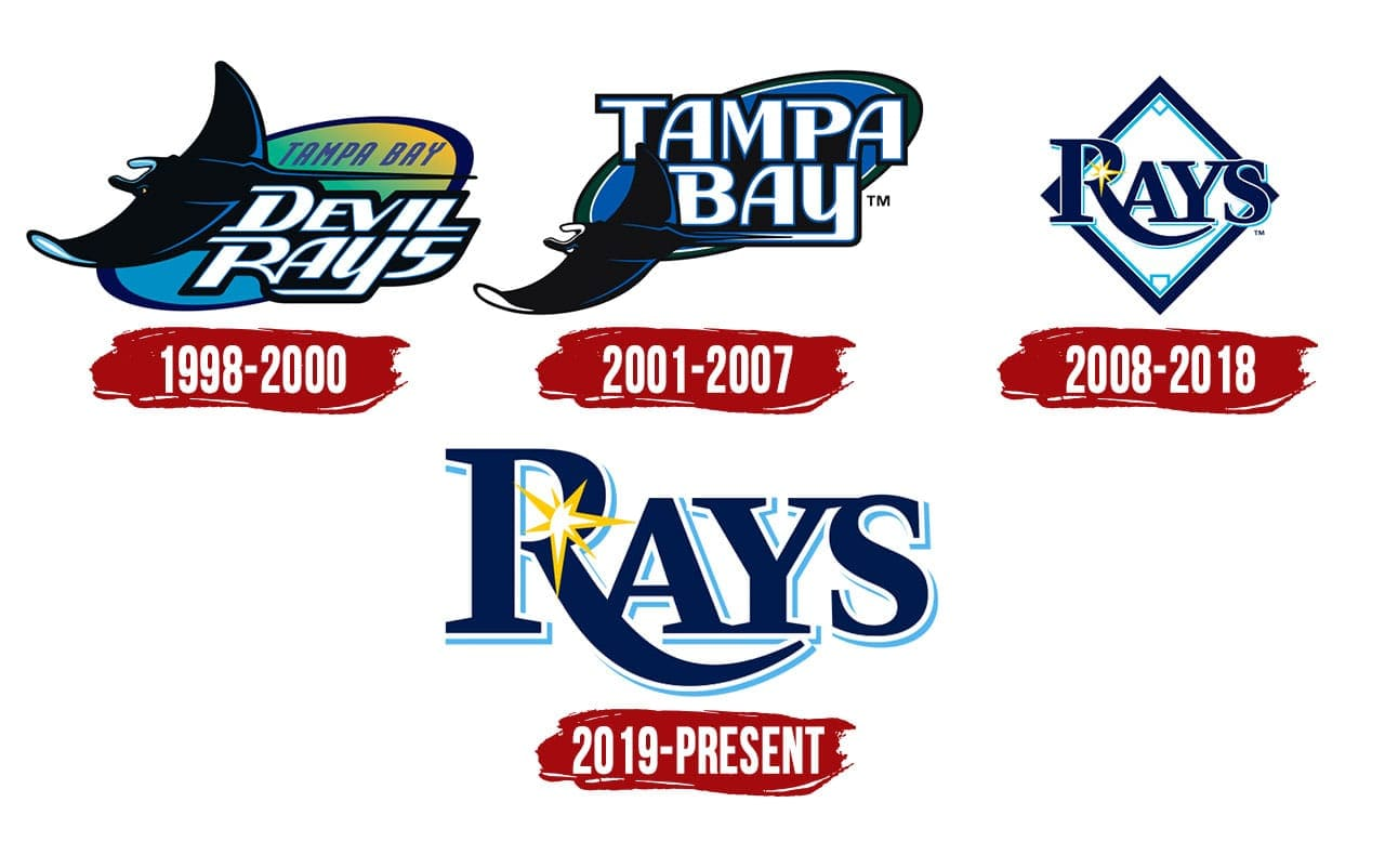 View Logo Devil Rays Baseball
