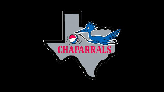 Texas Chaparrals Logo 1970-1971