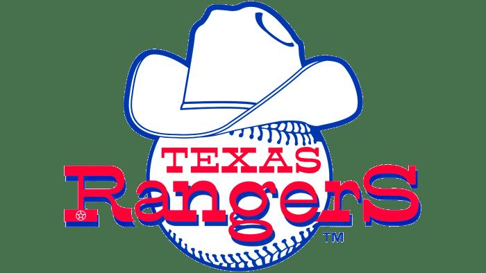 Texas Rangers Logo 1972-1980