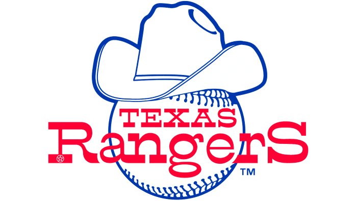 Texas Rangers Logo 1981