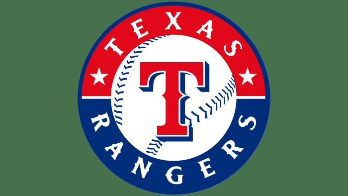 Texas Rangers Logo 2003-Present