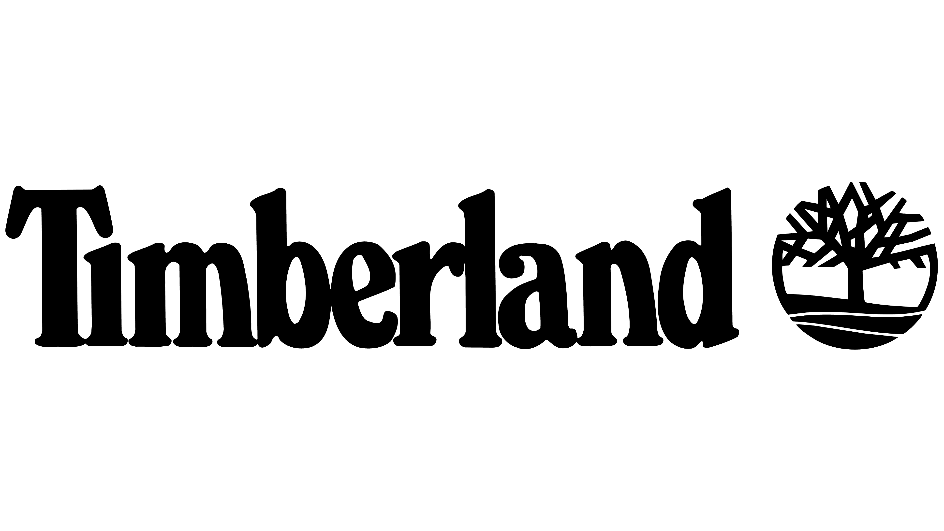 encuesta átomo Esperar  Timberland Logo History | The most famous brands and company logos in the  world