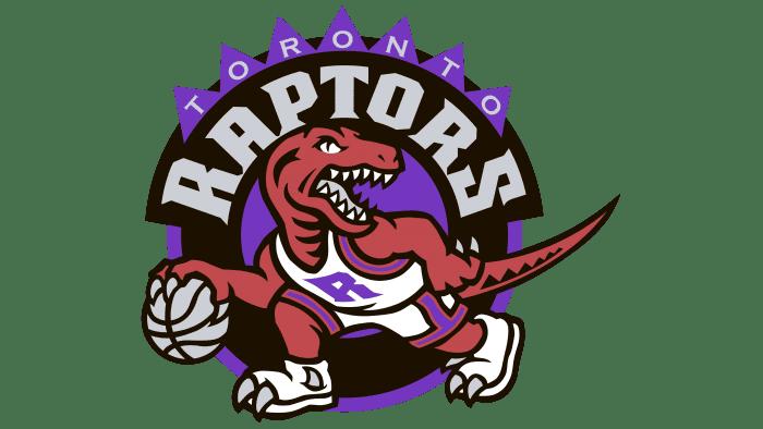 Toronto Raptors Logo 1996-2008