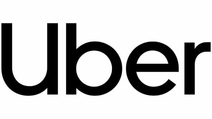 Uber Logo 2018-present