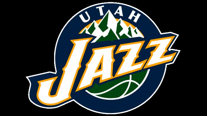 Utah Jazz Logo 2010-2015