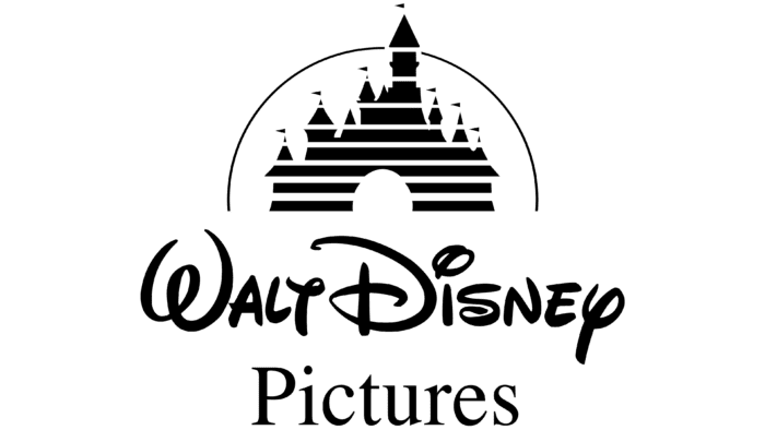 Walt Disney Pictures Logo 1985-2006