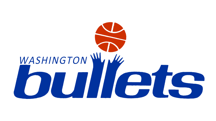 Washington Bullets Logo 1974-1987