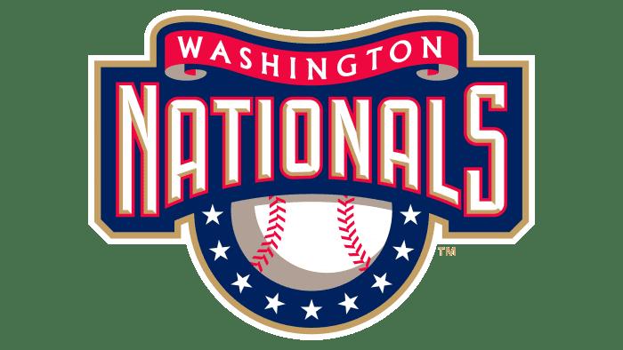 Washington Nationals Logo 2005-2010