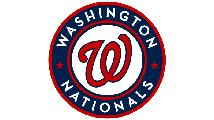 Washington Nationals Logo 2011-Present