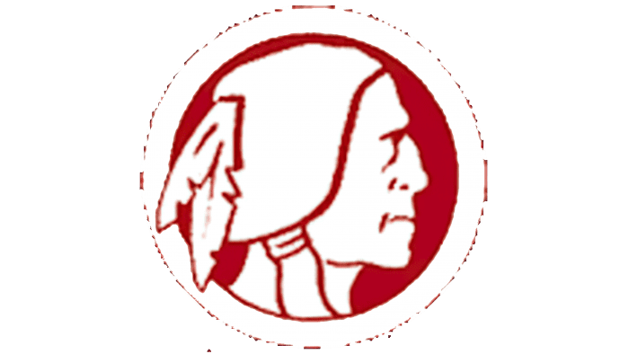 Washington Redskins Logo 1960-1964
