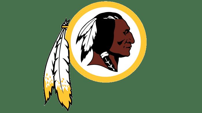 Washington Redskins Logo 1983-Present