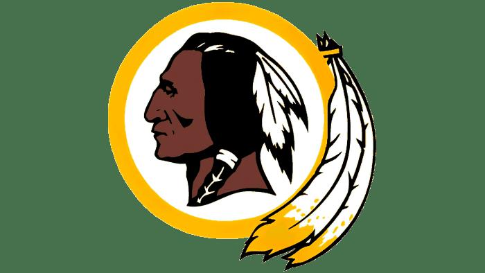 Washington Redskins logo 1982