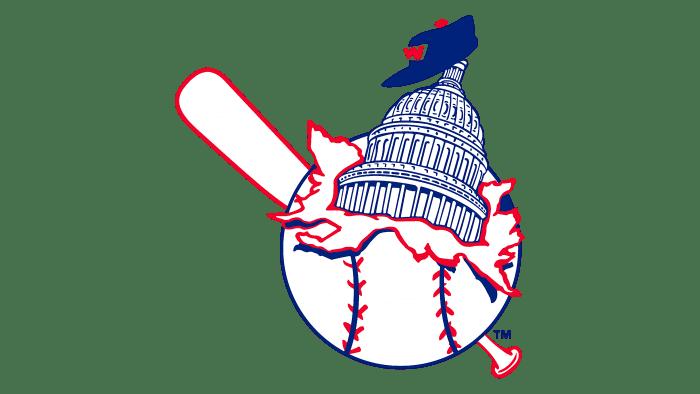 Washington Senators Logo 1953-1956