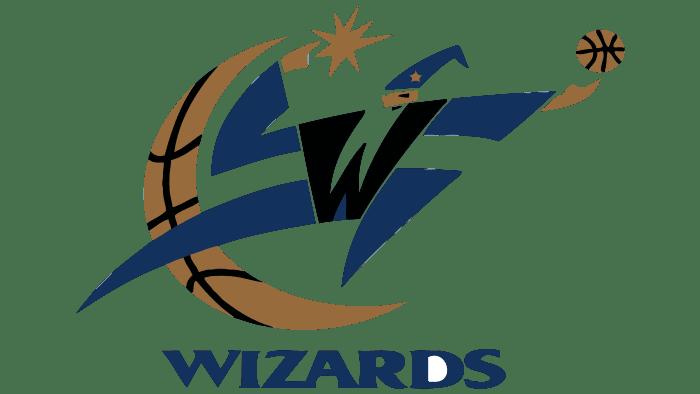 Washington Wizards Logo 1997-2007