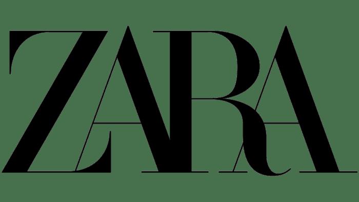 Zara Logo 2019-present