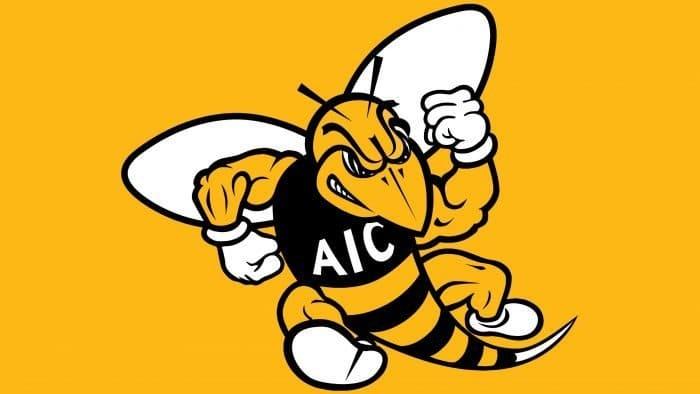 AIC Yellow Jackets emblem