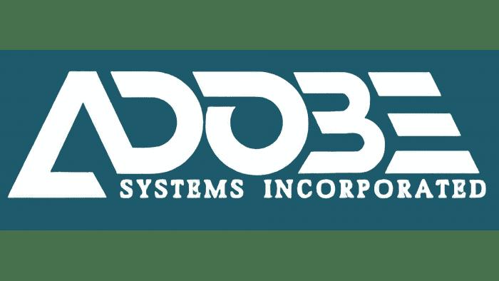 Adobe Logo 1982-1990