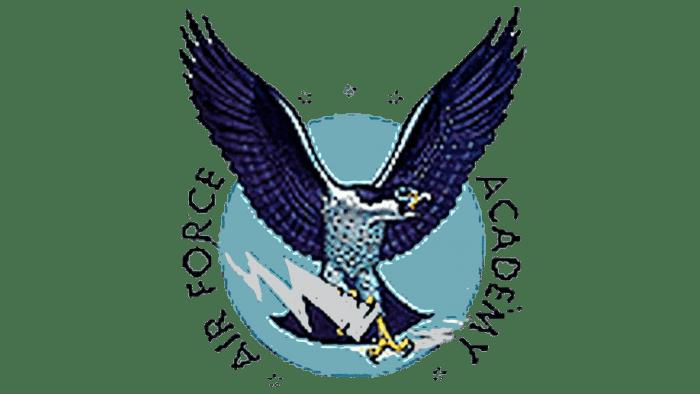 Air Force Falcons Logo 1954-1962